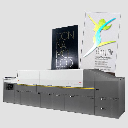 Image of Sample Prints of Aquafoil, Pasadena Image Printing, Aquafoil