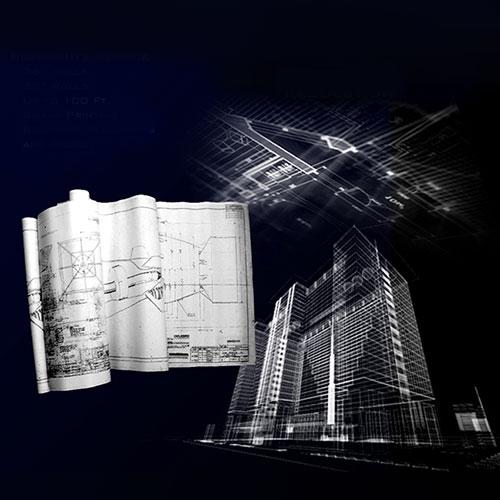 Image of Sample Blueprints, Pasadena Image Printing, Blueprints