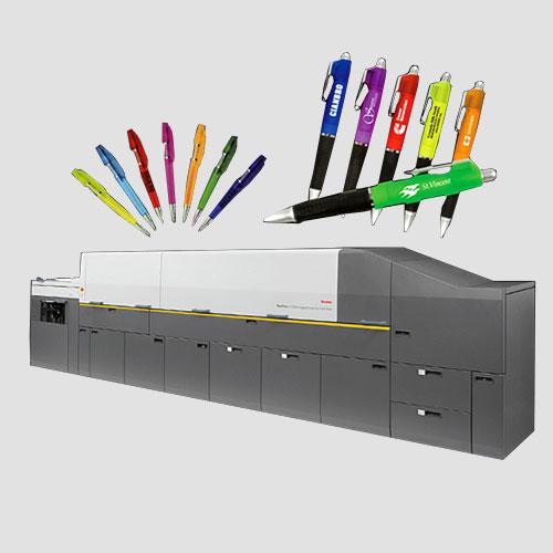 Image of Sample Prints of Printed Pens, Pasadena Image Printing, Printed Pens