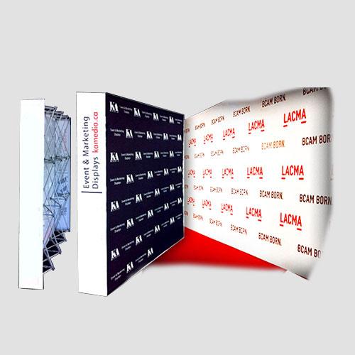 Image of sample prints of Step & Repeat, Pasadena Image Printing, Step & Repeat