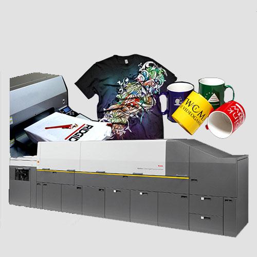 Image of Sample of printing on Tshirts & MugsMugs, Pasadena Image Printing, TShirt &Mugs