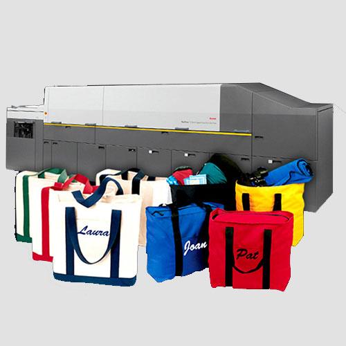 Image of Sample of Tote Bags, Pasadena Image Printing, Tote Bag