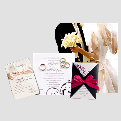 Image of Sample prints of wedding, Pasadena Image printing, Wedding