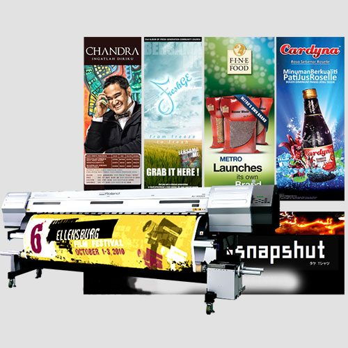 Image of Sample Prints of banner, Pasadena Image Printing, Banner