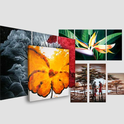 Image of Sample prints of Canvas, Pasadena Image Printing, Canvas