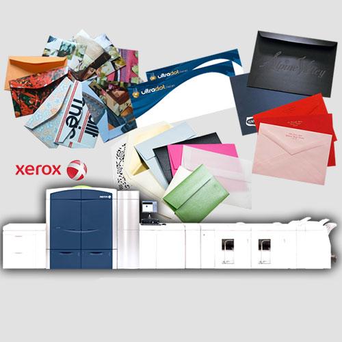 Image of Sample Prints of Envelopes, Pasadena Image Printing, Envelopes