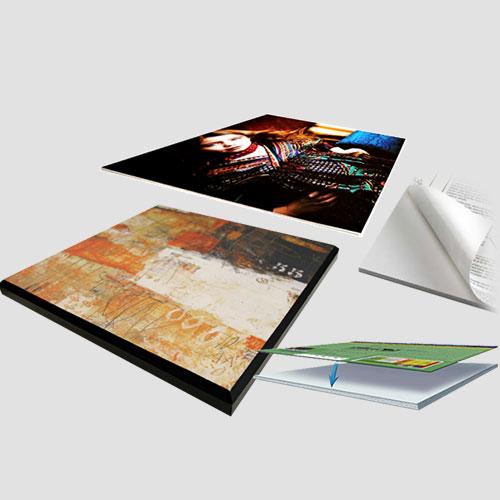 Image of Sample prints of Mounting, Pasadena Image Printing, Mounting