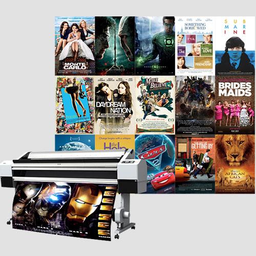 Image of Sample of Posters, Pasadena Image Printing, Posters