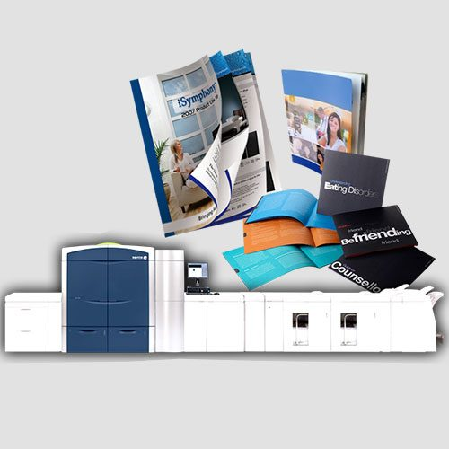 Image of Sample of Service booklet, Pasadena Image Printing, Service Booklet