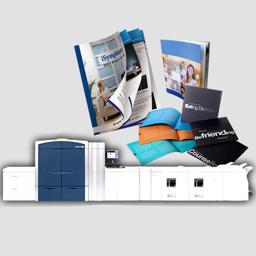 Image of Sample of Service booklet, Pasadena Image Printing, Service Booklet