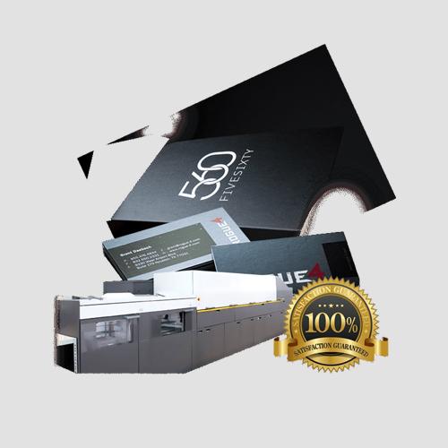 Image of sample of Silk Edge Cards, Pasadena Image Printing, Silk Edge Cards